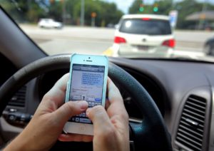 Been hurt by Distracted Driver? Contact Jensen Elmore & Stupasky